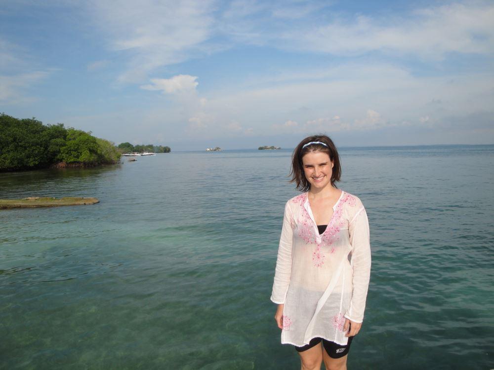 En Islas del Rosario - Cocoliso