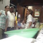 En la cocina con los chicos
